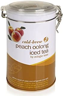 Adagio Peach Oolong Iced Tea [Misc.]