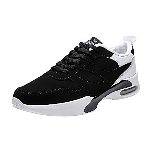 Sneakers Homme Pas Cher ELECTRI Chaussures Baskets De Course Outdoor Running Fitness Gym Respirante Multisports Coussin Respirantes CompéTition Trail EntraîNement Tennis