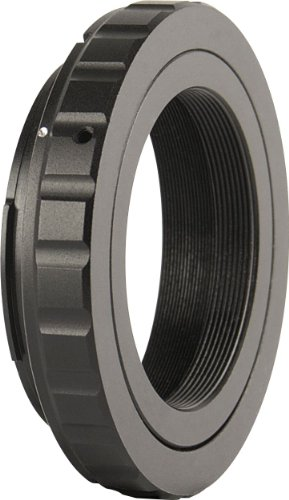 Orion 05224 T-ring for Canon EOS Camera (Black)