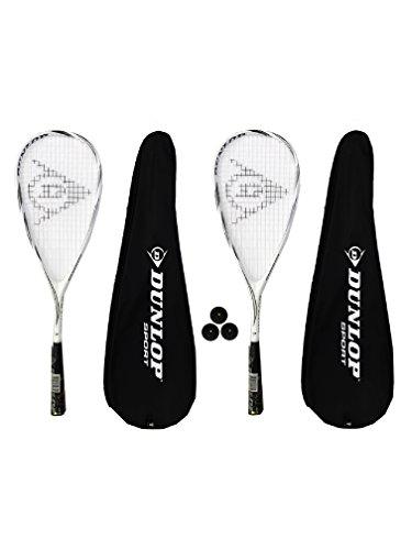 Browning 2 x Dorado De Nanotec Ti 110 Raqueta De Squash