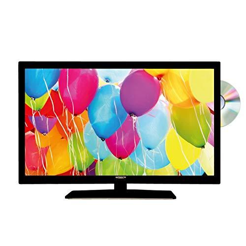 Anarion TV2213 TV LED 22 55 cm TV DVD integrato compatibile 12V