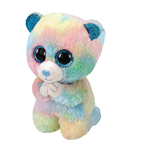 Claire's Official Ty Beanie Boo Hope The Bear Soft Plush