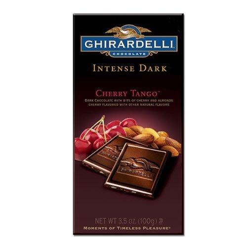 Ghirardelli Choc Bar Drk Chry Tango