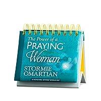 DaySpring - Stormie Omartian - 祈りの女性の力-パーペチュアル・カレンダー (10178)、ブルー