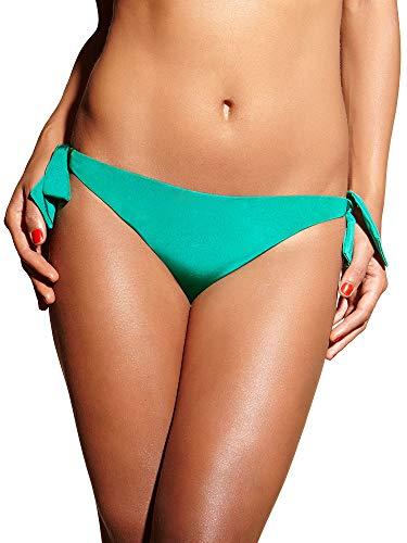Chantelle Cleopatra Tie Side Bikini Brief Amazon Gre US Large