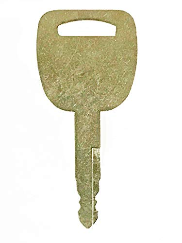 Aftermarket XCMG Heavy Equipment Excavator Ignition Key made to fit XCMG Excavator