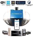 Best Garage Door Openers - Chamberlain Group Chamberlain B980 Smartphone-Controlled Ultra-Quiet & Strong Review