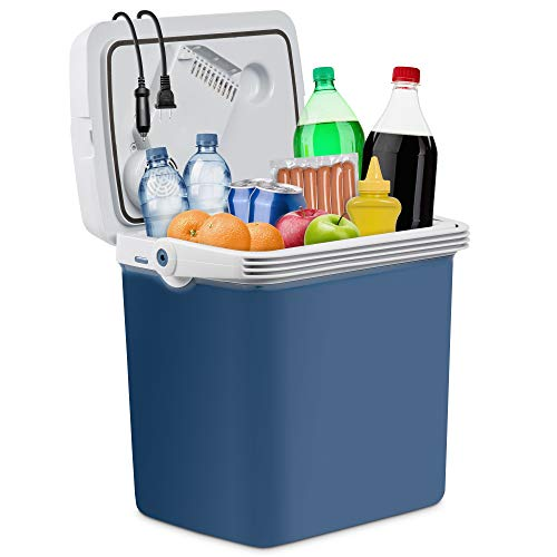 Ivation Electric Cooler & Warmer |27 Quart (25 L)...