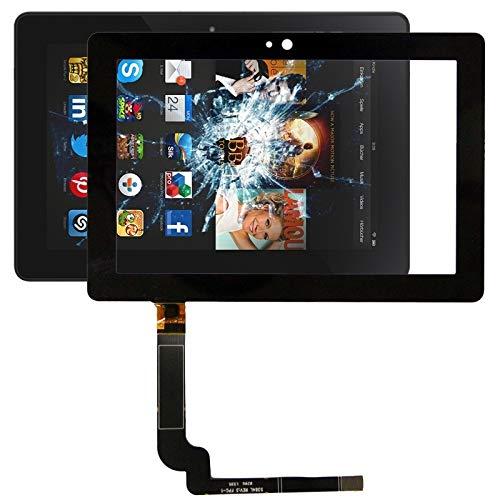 Prima de Artesanía Piezas de recambio Compatible con Amazon Kindle Fire HDX 7 pulgadas Reemplazo de pantalla táctil Accesorios duraderos for teléfonos móviles para el teléfono móvil
