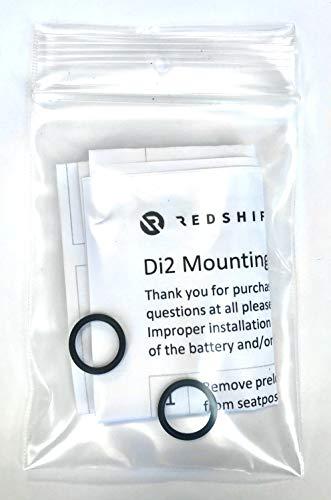 REDSHIFT Di2 Batterie-Halterungskit – ShockStop Sattelstütze