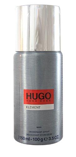 Hugo Boss Element man, Homme/man, desodorante en spray, 150 ml