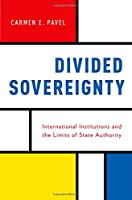 Divided Sovereignty: International Institutions and the Limits of State Authority