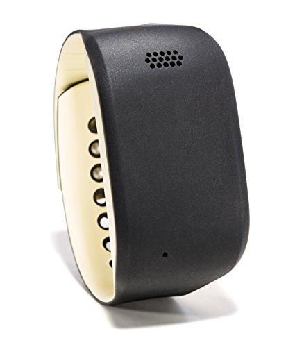 ZEMBRO Notrufarmband für Senioren – moderner Hausnotruf und Mobile Notrufuhr in einem dezenten Armband/einfache Bedienung/Verknüpfung von Angehörigen über App/GPS-Ortung