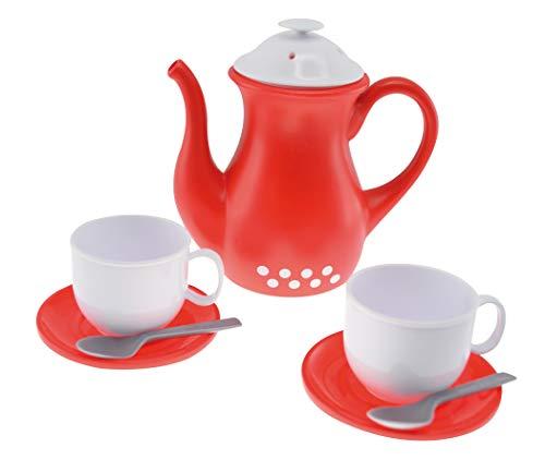GOWI 454-85 Teeset Tea for Two, 8teilig, Teeset