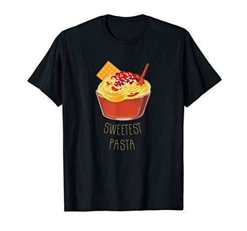 Spaghettieis - Icecream - Sweetest Pasta Eis T-Shirt