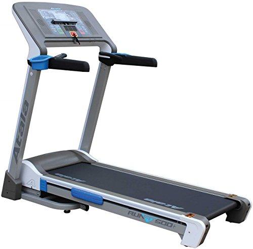 Atala Runfit 500+ - Tapis roulant con lettore MP3, fino a 130 kg