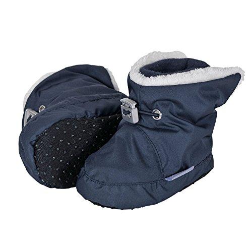 Sterntaler Chaussures d'hiver dans Marine, Taille 19/20 - Bleu - Marine,