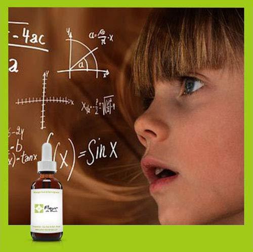 Flores de Bach dislexia « Sin alcohol » Para que su hijo recupere la confianza en la escuela- método eficaz y natural.