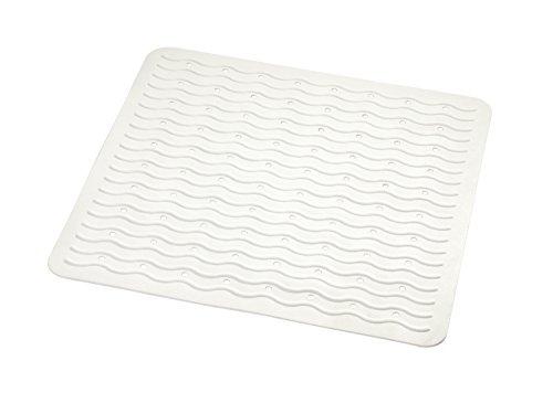 RIDDER 68401-350 Duscheinlage 54 x 54 cm Playa, weiß