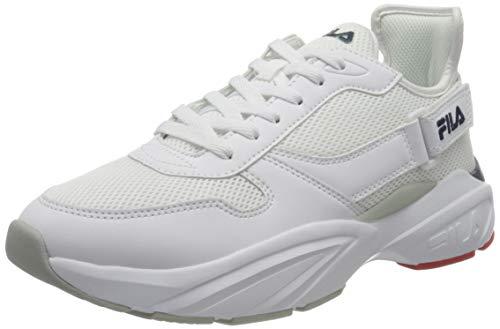 FILA Damen Dynamico wmn Sneaker, White, 40 EU