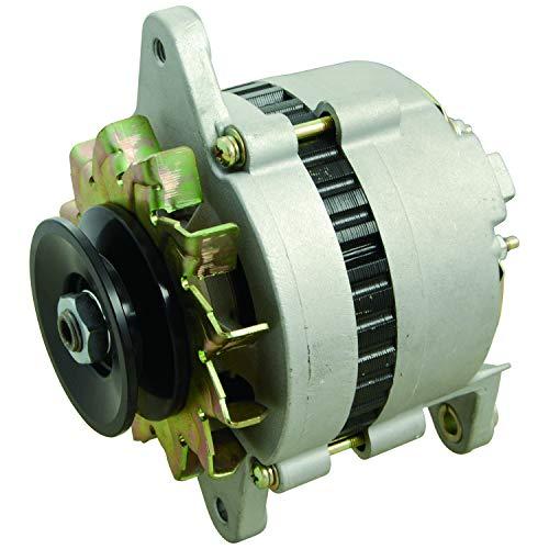 New Alternator Replacement For John Deere Tractors 1050 1250 1450 1650 850 900HC 950 Yanmar 3T90 Diesel 021000-7281, CH10493, TY6647, 0210007281