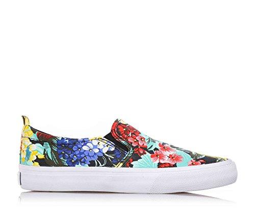POLO RALPH LAUREN - Slip on multicolor, Multicolore Bambina-32