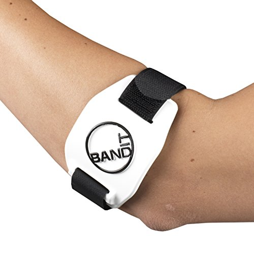 OTC Band-It, Forearm Band, Compression Strap, White (2421)