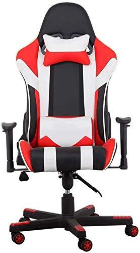 Support Silla de computadora Silla de oficina en el hogar, silla de jefe ergonómico, silla giratoria de elevación de malla, reclinable, tildeo de tarea giratoria ajustable con alta espalda Respaldo có