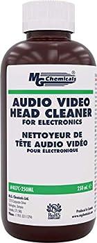 MG Chemicals 407C-250ML Audio/Video Head Liquid Cleaner 250 ml Bottle