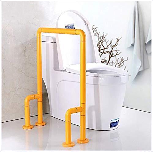 WLKQ Wandsteungreep, steunhulp, douche wc-handgreep, opstahulp, toilet, steungreep, inklapbaar, veilig, antislip, wandmontage