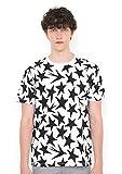 (グラニフ) graniph Tシャツ/スター スワロー (ホワイト) メンズ レディース L (g100) (g107)