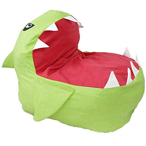Lowest Price! Sunywear 80 x 80 x 50 cm Children's Plush Toy Storage Bag Lazy Cartoon Sofa Baby Chair...