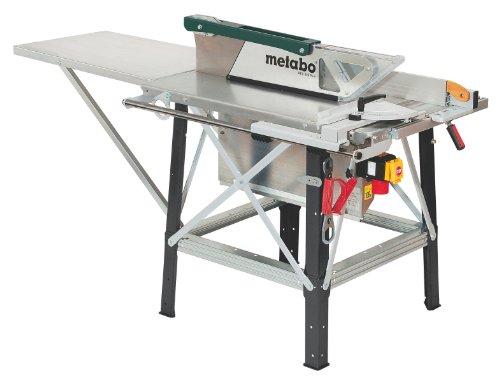 Metabo Baukreissäge BKS 400 PLUS – 4,2 DNB (Kreissäge mit großer Schnitthöhe, Sägeblatt 400 x 30 mm) 0104004000