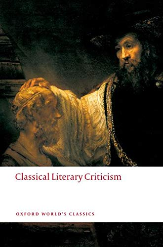 Compare Textbook Prices for Classical Literary Criticism Oxford World's Classics 1 Edition ISBN 9780199549818 by Russell, D. A.,Winterbottom, Michael