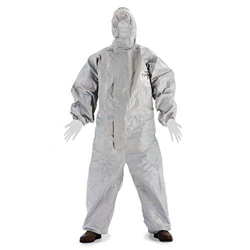 DuPont Chem Suit Pandemic Kit - Size LARGE