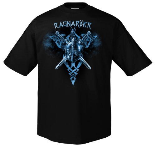 Viking Ragnarökr 700426 T-Shirt XL