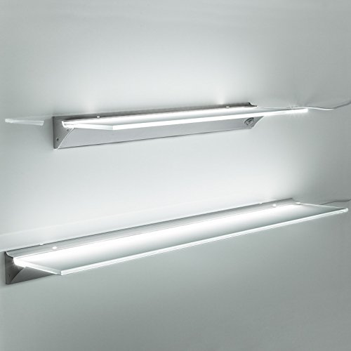 SO-TECH® LED Estantería iluminada LED SARA 450 mm