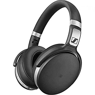 Sennheiser HD 4.50BTNC Cuffia Wireless, Cancellazione del Rumore, Microfonica con Bluetooth, 18–22.000 Hz, Nero/Argento (B01MSZSL4I) | Amazon price tracker / tracking, Amazon price history charts, Amazon price watches, Amazon price drop alerts