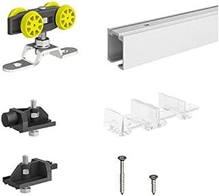 Best folding door track kit Reviews