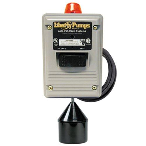 Liberty Pumps ALM-2W Indoor/Outdoor High Liquid Level Alarm