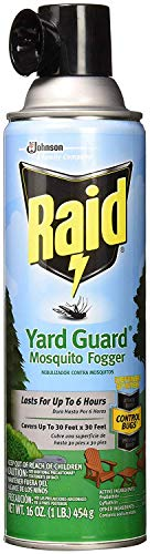 Raid Yard Guard, 16 OZ (Pack of 3)