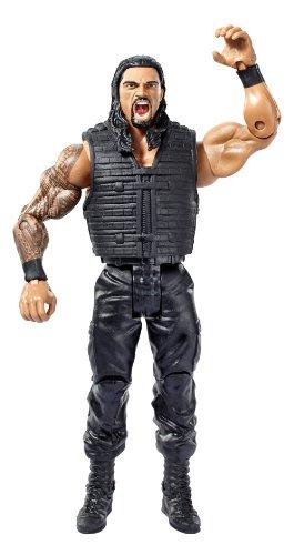 WWE Wrestling Wrestlemania Heritage Series Roman Reigns Figure (Superstar #15) Series 37