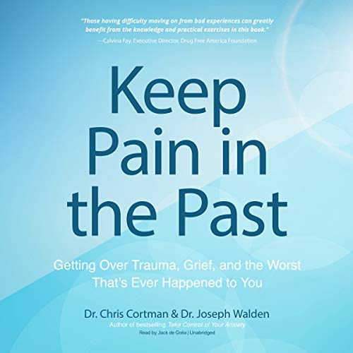 Keep Pain in the Past cover art
