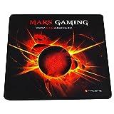 Mars Gaming MMP0 - Alfombrilla de ratón gaming (alta precisión con cualquier ratón, base de caucho natural, alta...