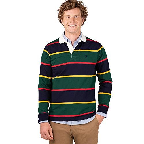 El Ganso Casual 1 Polo, Multicolor (Varios 0008), Large para Hombre