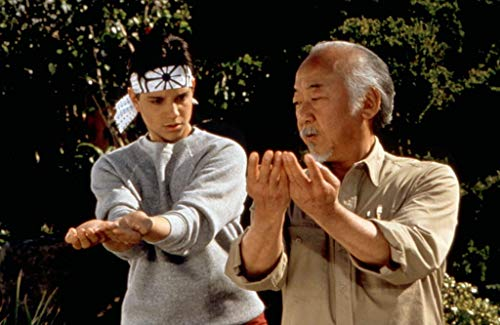 Karate Kid Cobra Kai 21 - Cartel película cine -