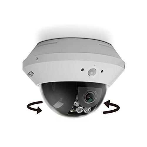Avtech 630391 Dome Kamera CCTV IR Full-HD Deckenleuchte AVT1303 Weiß