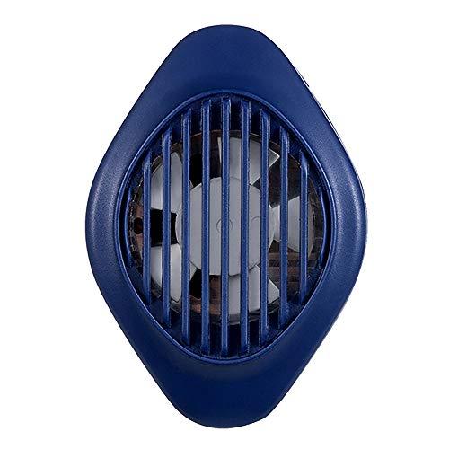 Kirmax Ventilador de Enfriamiento del Disipador de Calor del TeléFono del Refrigerador del TeléFono MóVil para el XS MAX/XS/XR / 8/7/6 (Azul)