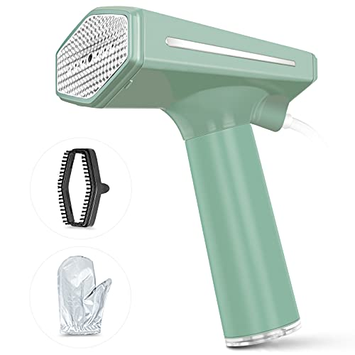 Clothes Steamer Handheld Portable Garment Steamer for Home Travel 1500w...