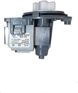 1pcs washing machine original parts B20-6A B20-6 DC31-00030A 30w drain pump motor